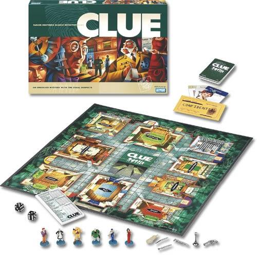 Clue Detective 2005 TPO
