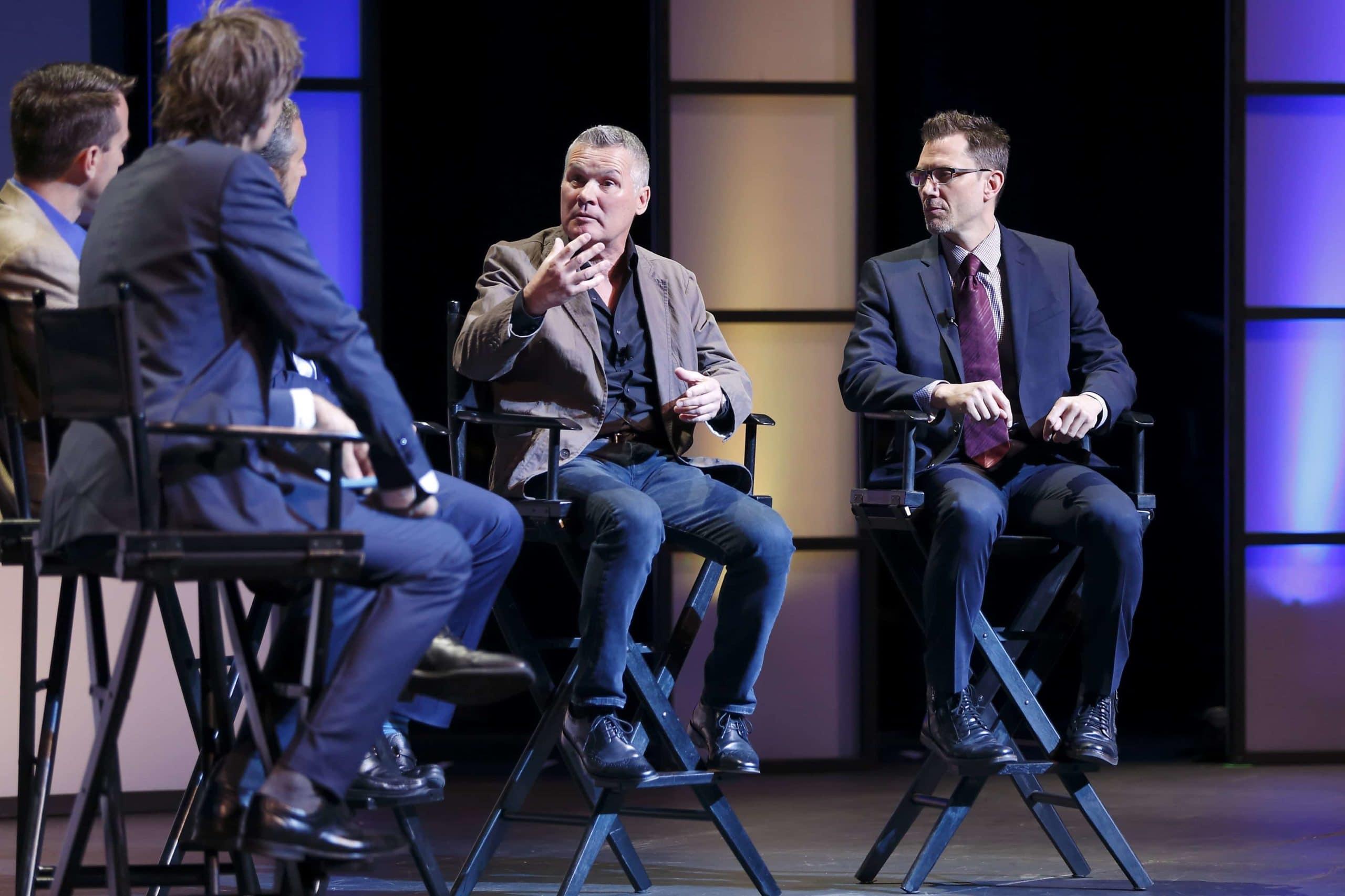 Innovators Xchange 2016 G'Day USA Panel