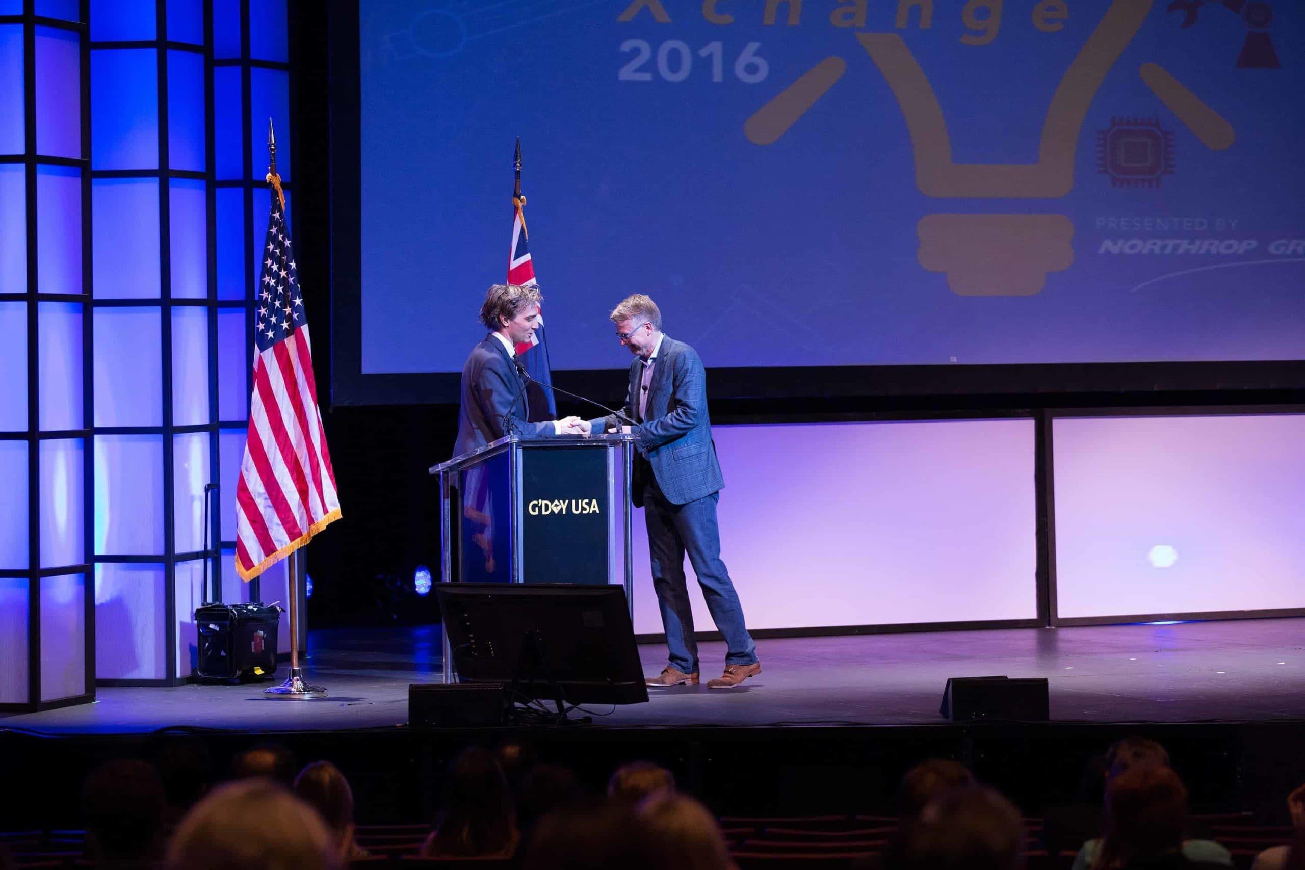 Innovators Xchange 2016 G'Day USA